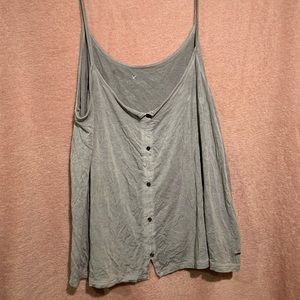 Distressed Style American Eagle Tank